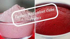 How to make Red Velvet Cake Premix