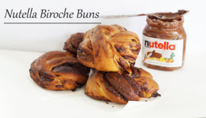 Best Nutella Brioche Bread Recipe