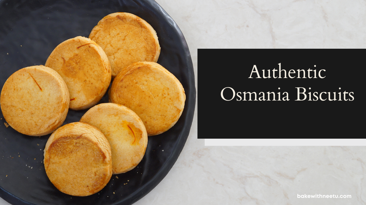 Osmania Biscuits Recipe