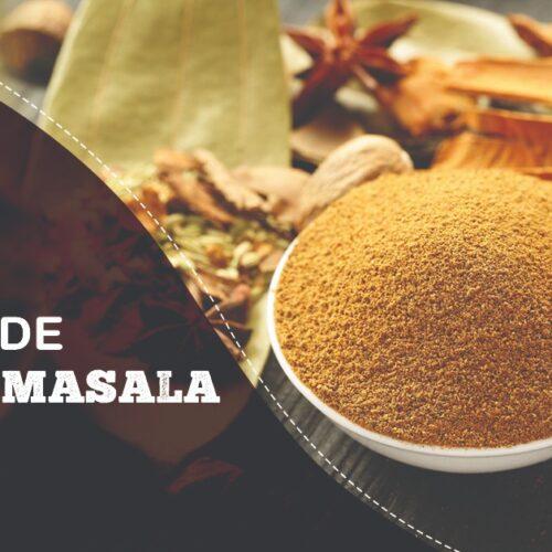 Homemade Biryani Masala Powder Recipe
