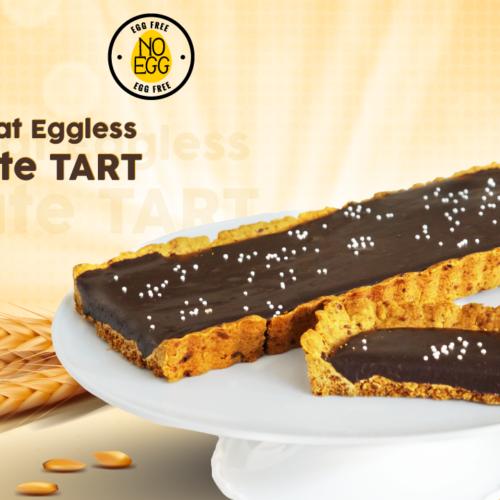 Whole-wheat-eggless-chocolate-tart